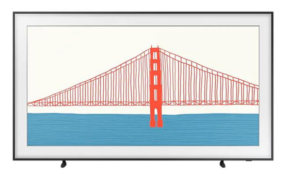 "Samsung 55"" The Frame QLED 4K Smart TV | QA55LS03AAWXXY | Rosman Computers - 1"