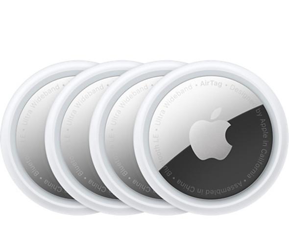 Apple AirTag (4 Pack) | MX542X/A | Rosman Computers - 2