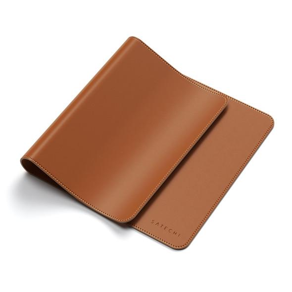 Satechi Eco Leather Deskmate - Brown