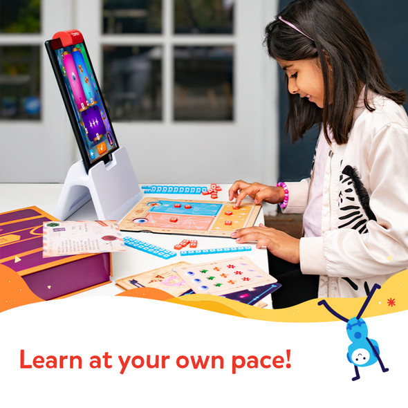 Osmo Maths Wizard and the Magical Workshop Game for Ages 6-8 | 902-00025 | Rosman Computers - 2