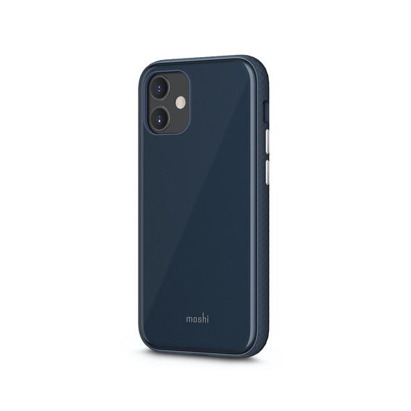 Moshi iGlaze for iPhone 12 Mini (Blue)