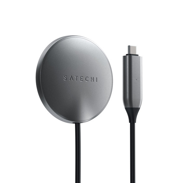 Satechi USB-C Magnetic Wireless Charging Cable | ST-UCQIMCM | Rosman Computers - 2