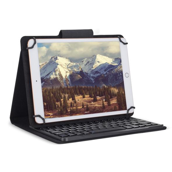 "Bonelk Universal Keyboard Folio for Tablets 9""-11"" (Black)"