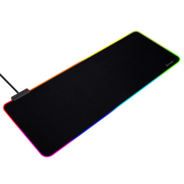Bonelk MX-831R Wired RGB Gaming Mouse Pad - Black