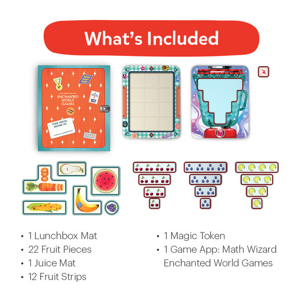 Osmo Maths Wizard and the Enchanted World Games for Ages 6-8 | 902-00026 | Rosman Computers - 2