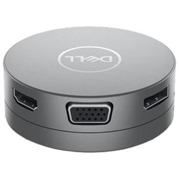 Dell DA310 USB-C Mobile Adapter (Grey) | 450-AKMS | Rosman Computers - 2