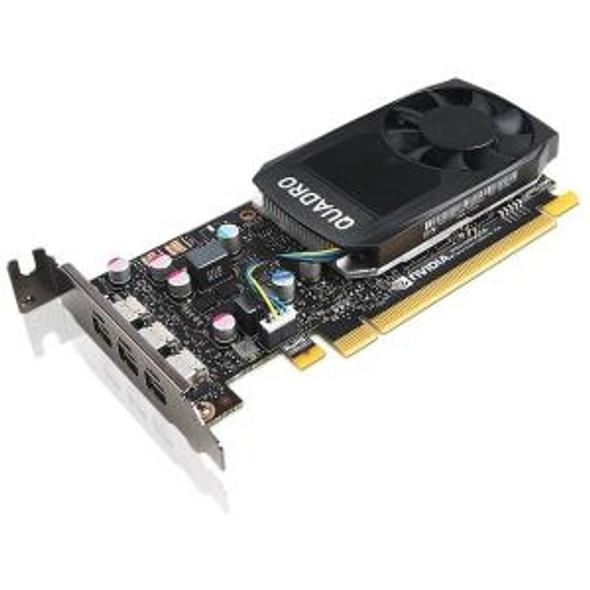 Lenovo ThinkStation Nvidia Quadro P600 LP | 4X60N86658 | Rosman Computers - 1