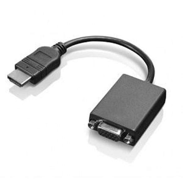 Lenovo HDMI VGA Adapter | 0B47069 | Rosman Computers - 1