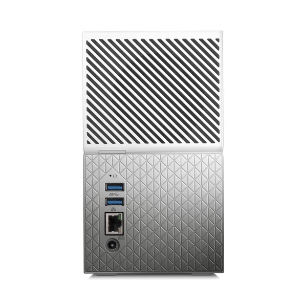 WD My Cloud Home Duo 16TB Dual-Drive Personal Cloud Storage NAS