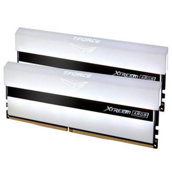 Team XTREEM ARGB Series 16GB DDR4 3600MHz DIMM   TF13D416G3600HC18JDC01   Rosman Computers - 2