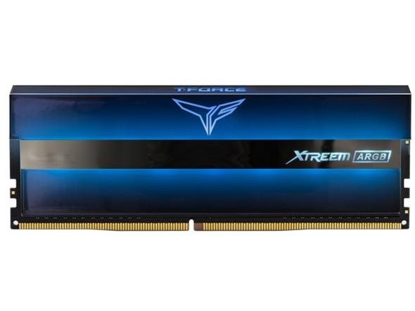 Team XTREEM ARGB Series 16GB DDR4 3200MHz DIMM   TF13D416G3200HC16CDC01   Rosman Computers - 1