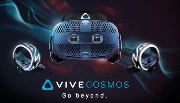 HTC Vive Cosmos Virtual Reality Kit