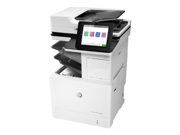 HP LaserJet Managed MFP E62565hs (J8J73A),Up to 61 ppm,1.5GB,Print,Copy,Scan,Duplex,USB,replaces M630HM L3U61A   J8J73A   Rosman Computers - 1