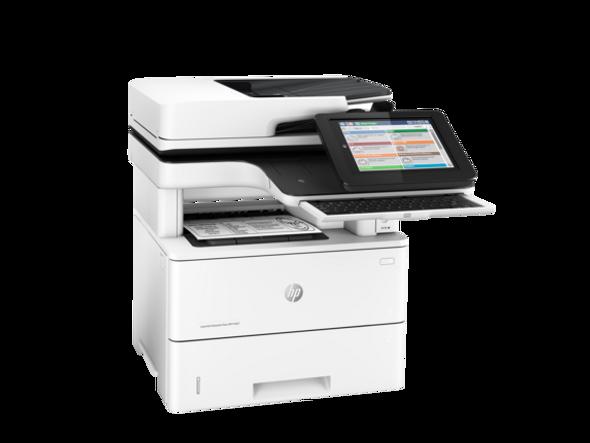 25Kg+ Freight Rate-HP LaserJet Ent Flow MFP M527z Printer   F2A78A   Rosman Computers - 1