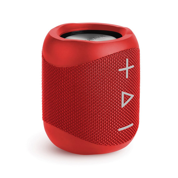 BlueAnt X1 Portable Bluetooth Speaker - Red | BlueAnt X1-Red | Rosman Computers - 2