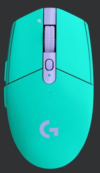Logitech G305 LIGHTSPEED Wireless Gaming Mouse - Mint (910-006376(G305)) | 910-006376 | Rosman Computers - 2