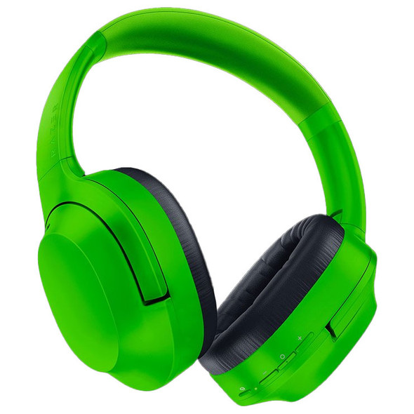 Razer Opus X-Green-Active Noise Cancellation Headset-FRML Packaging-(RS.com exclusive 1 month) (RZ04-03760400) | RZ04-03760400-R3M1 | Rosman Computers - 2