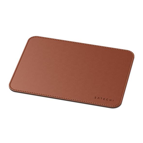 Satechi Eco Leather Mouse Pad (Brown) | ST-ELMPN | Rosman Computers - 2