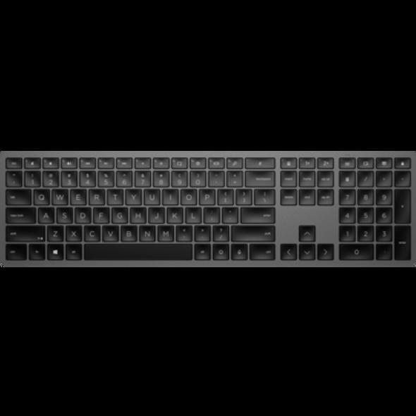 HP 975 USB+BT  Dual-Mode Wireless Keyboard (3Z726AA)   3Z726AA   Rosman Computers - 1