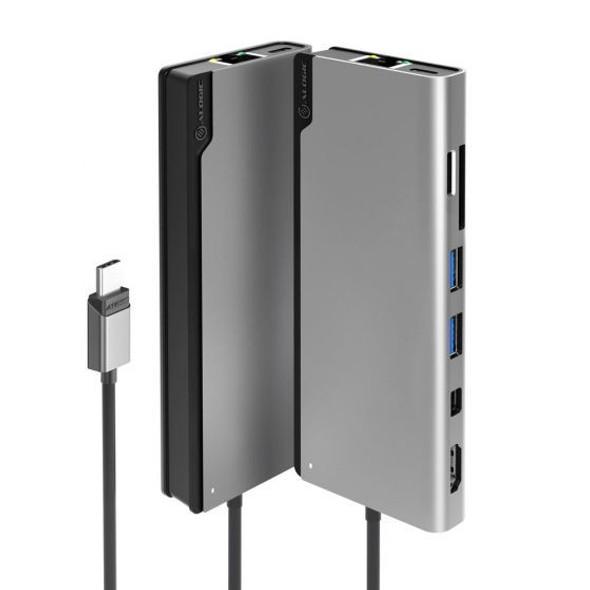 Alogic Ultra USB-C Dock PLUS V2 - Space Grey (ULDPLSV2-SGR) | ULDPLSV2-SGR | Rosman Computers - 2