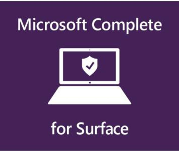 Microsoft Commercial Complete for Bus Plus EXPSHP 2 YR Warranty AUD Surface Pro 7+ and Surface Pro X (9A9-00263) | 9A9-00263 | Rosman Computers - 1