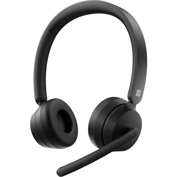 Microsoft Modern Wireless Headset Commercial Black (8JU-00010) | 8JU-00010 | Rosman Computers - 2