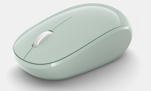 Microsoft Bluetooth Mouse Mint (RJN-00029) | RJN-00029 | Rosman Computers - 1