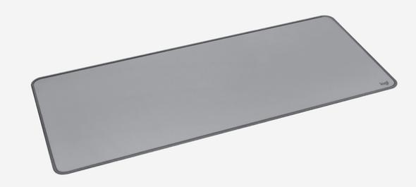 Logitech Desk Mat - Mid Grey (956-000046(DESKMAT)) | 956-000046 | Rosman Computers - 1
