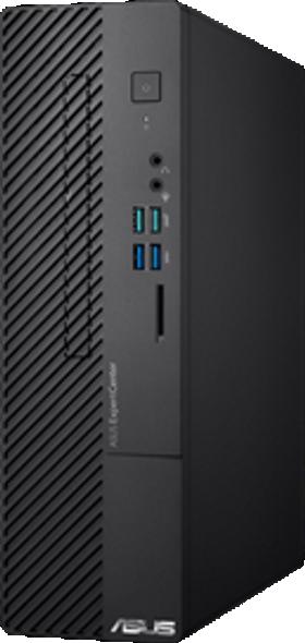 ASUS ExpertCenter D5 SFF - Desktop SFF/ i5-11400/16GB/ 256GB PCIe/ B560/ DVD R&W/ USB KB+MS/ SD Card reader/ Wifi5 AC( 2*2)/BT/ TPM/ 3.5'' HDD + M.2 SSD Assembly Kit/ 8X USB port/ 1x VGA, 1x HDMI port/ Win 10 Pro/ 3YR Onsite Service   D500SC-511400048R   Rosman Computers - 1