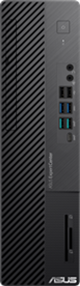 ASUS ExpertCenter D7 SFF - Desktop SFF/ i7-11700/16GB/ 512GB PCIe/ B560/ DVD R&W/ USB KB+MS/ SD Card & Smart card reader/ Wifi5( 2*2)/BT/ TPM/ 3.5'' HDD + M.2 SSD Assembly Kit/ 1x VGA 1x HDMI, 1x DP port/ Win 10 Pro/ 3YR Onsite Service   D700SCES-711700002R   Rosman Computers - 1