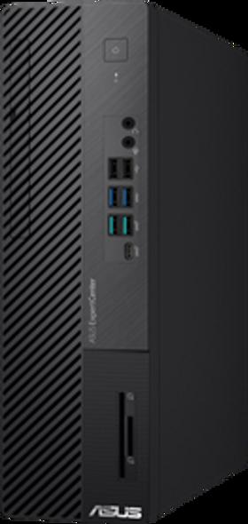 ASUS ExpertCenter D7 SFF - Desktop SFF/ i7-11700/16GB/ 512GB PCIe/ B560/ DVD R&W/ USB KB+MS/ SD Card & Smart card reader/ Wifi5( 2*2)/BT/ TPM/ 3.5'' HDD + M.2 SSD Assembly Kit/ 1x VGA 1x HDMI, 1x DP port/ Win 10 Pro/ 3YR Onsite Service   D700SCES-711700002R   Rosman Computers - 2