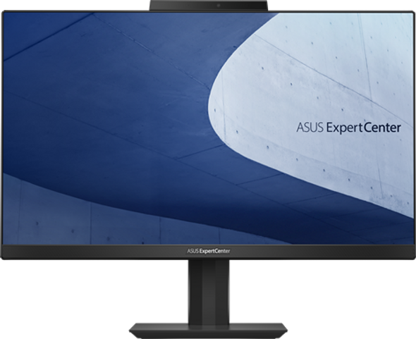 ASUS ExpertCenter E5 AiO 24 - AiO 23.8'' FHD Touch/ I5-11500B/16GB/ 512G PCIe/ TPM 2.0/720p HD IR camera/ Height Adjustable, Swivel, Tilt, VESA/ Wifi 6/ Wired KB * Mouse/ Win 10 Pro/ 3YR Onsite Service (NOT ASUS VeriView/dual screen SKU)   E5402WHAT-BA033R   Rosman Computers - 1