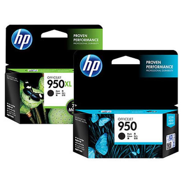 HP 950 BLACK OFFICEJET INK CARTRIDGE (CN049AA)   CN049AA   Rosman Computers - 1