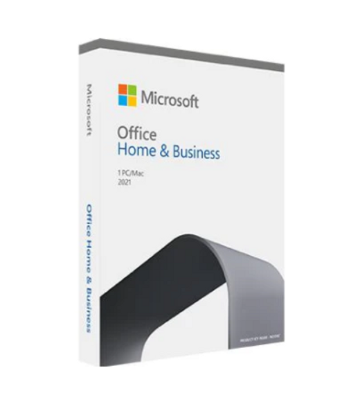 Microsoft Office Home and Business 2021 English APAC DM Medialess (T5D-03509)