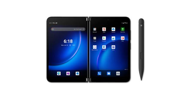Microsoft Surface Duo2 512GB sub6 Obsidian (IDN-00007) | IDN-00007@MSOFT | Rosman Computers - 1
