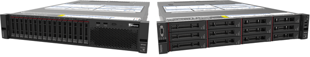 Lenovo SERVER SR650, L1 SP Silver 4210 10C 2.2GHz, 32GB RDIMM, RAID 930-8i 2GB Flash, 750W, No LOM, 3Y-Top Choice | 7X06A0E3AU | Rosman Computers - 1