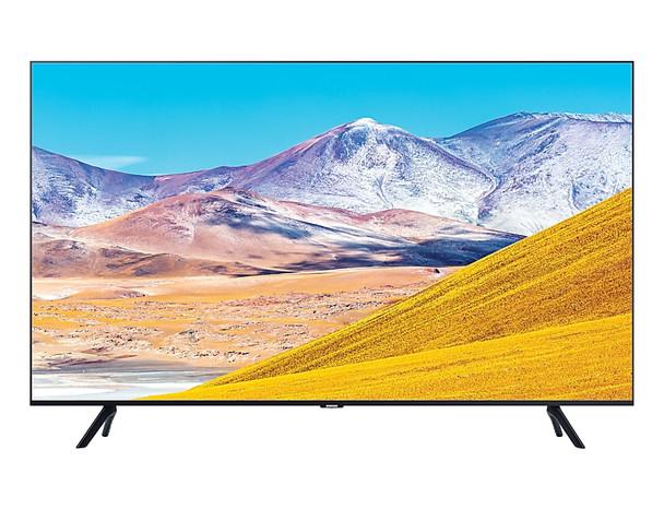 "Samsung 65""TU8000 Crystal 4K UHD LED LCD Smart TV | UA65TU8000WXXY | Rosman Computers - 1"