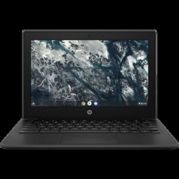 "HP Chromebook 11 EE G9, 11.6"" HD TOUCH, Celeron N5100, 8GB, 64GB eMMC, Chrome64, Jet Black, 1Yr RTB Warranty   408J2PA   Rosman Computers - 1"