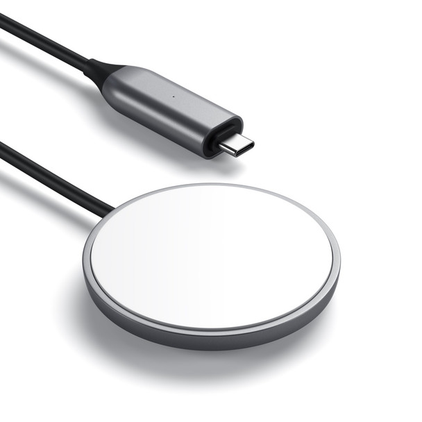 Satechi USB-C Magnetic Wireless Charging Cable   ST-UCQIMCM   Rosman Computers - 1