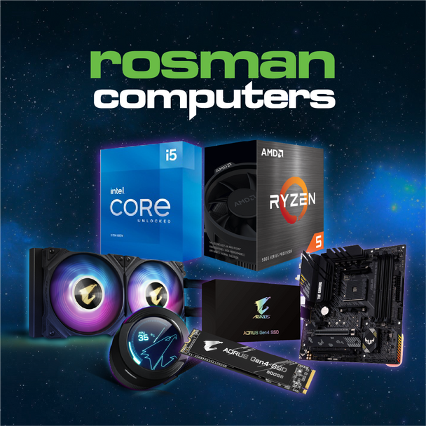 Rosman Intel Bundles - Save Up to $315 off RRP!