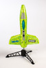 Rage RC Spinner Missile Green Electric Free-Flight Rocket