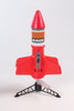 Rage RC Spinner Missile X Red Electric Free-Flight Rocket