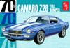 AMT 1/25 1970 Camaro Z28 Full Bumper Model Kit