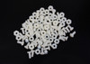 4-40 MudBoss Bolts 100pc White
