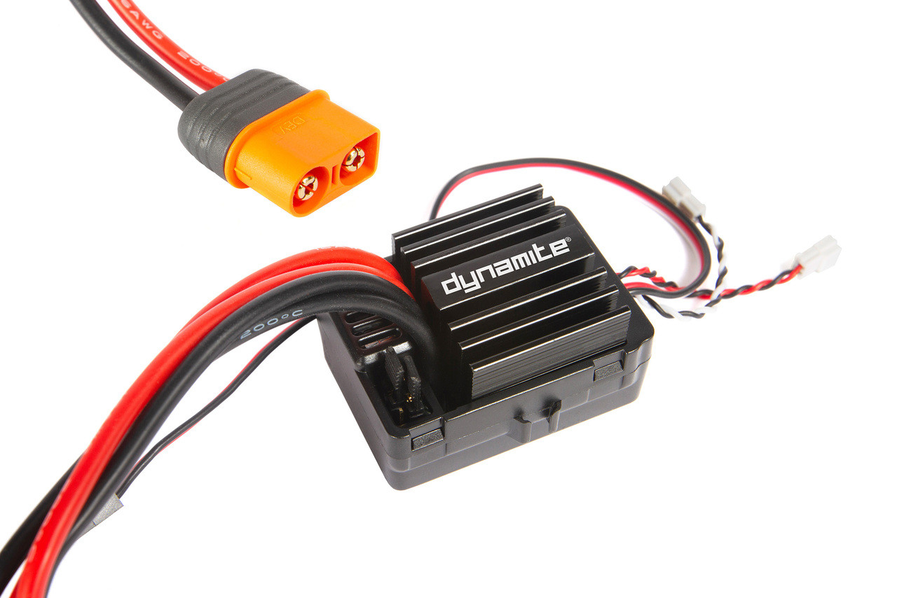 Powerhobby 540 21T Brush Brushed Motor w// Axial AE-5 ESC For 1//10 Truck Buggy