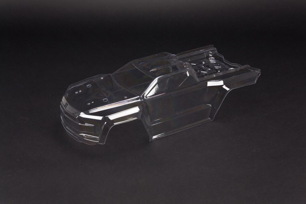 Arrma AR402210 Outcast 4x4 Clear Body with Decals AR402210