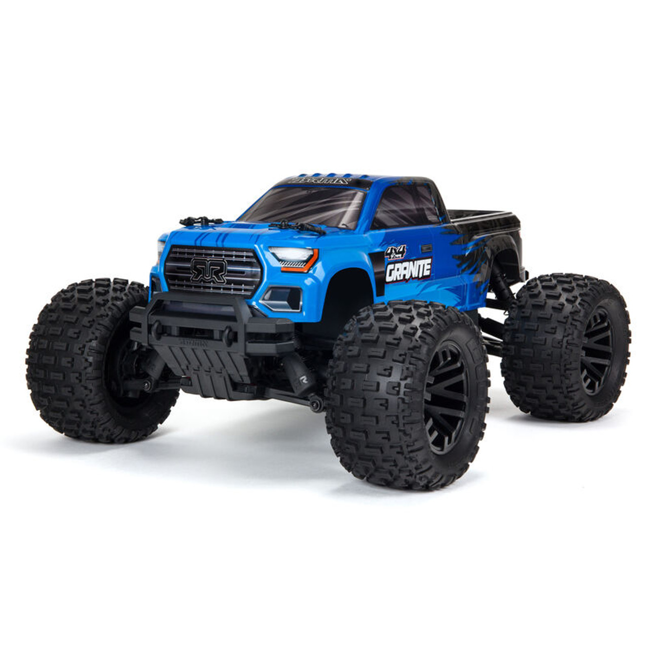 Arrma Granite 4x4 V3 550 Mega RTR Monster Truck (Blue) w/ Spektrum SLT3 2.4GHz Radio