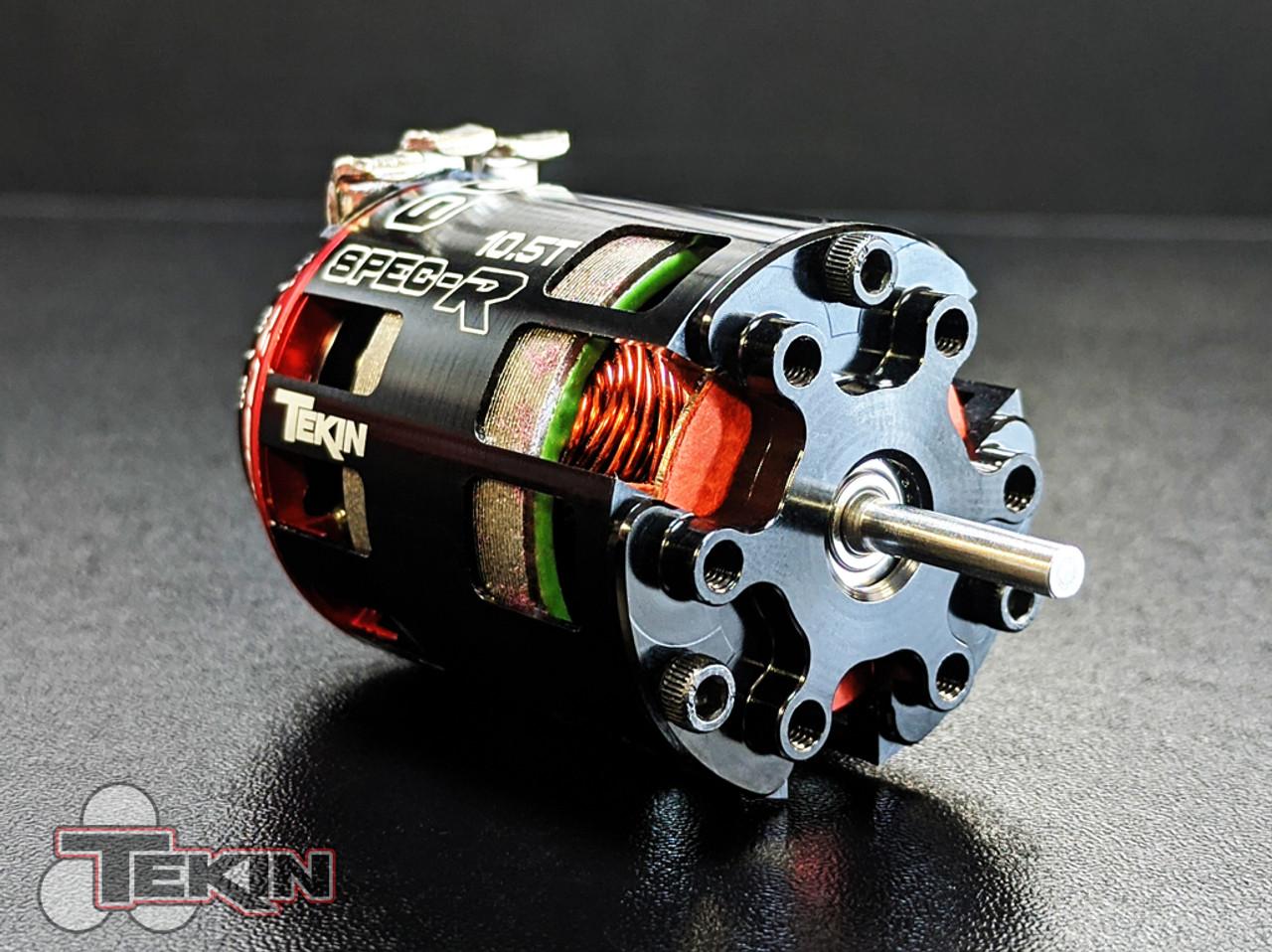 Tekin Gen4 Spec-R Sensored Brushless Motor (10.5T)
