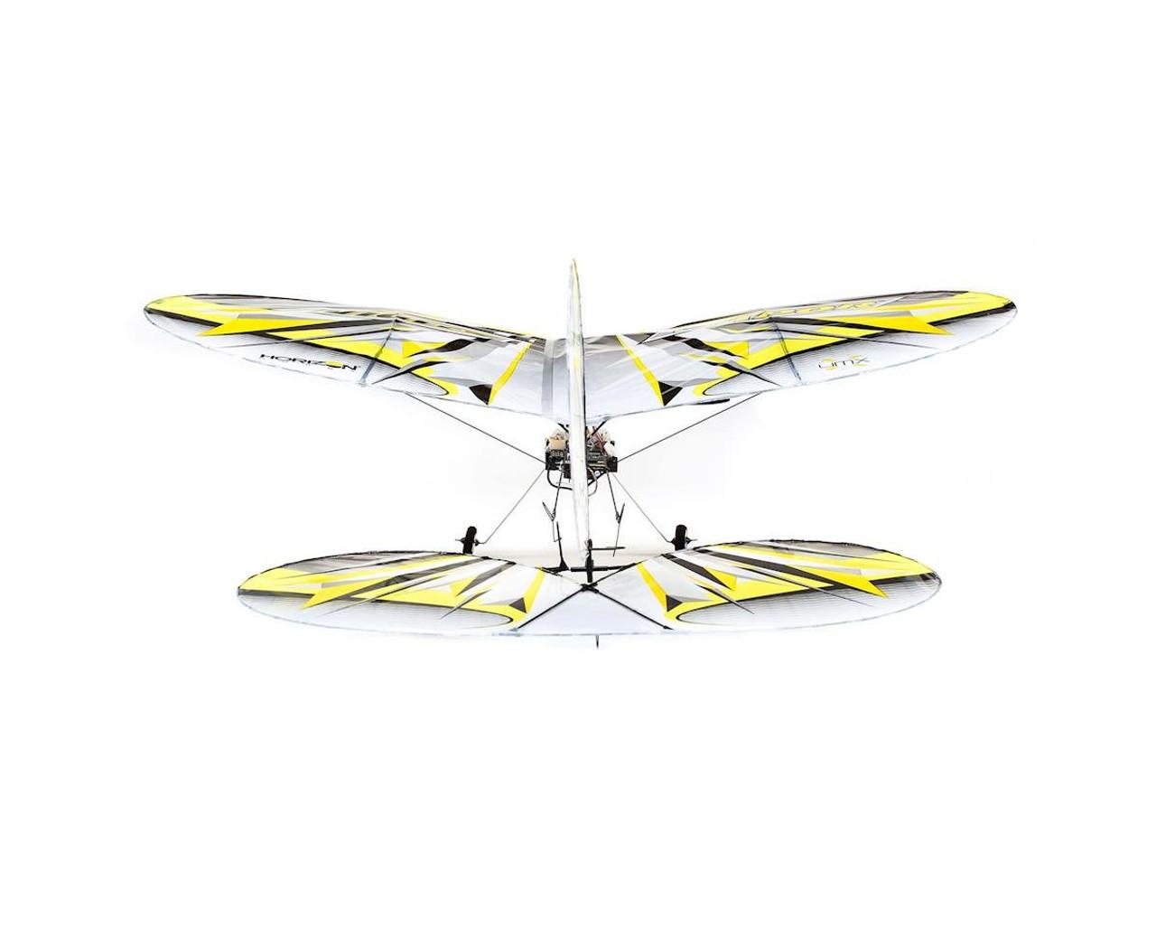 E-flite UMX Night Vapor Basic Bind-N-Fly Electric Airplane (376mm) w/AS3X & SAFE