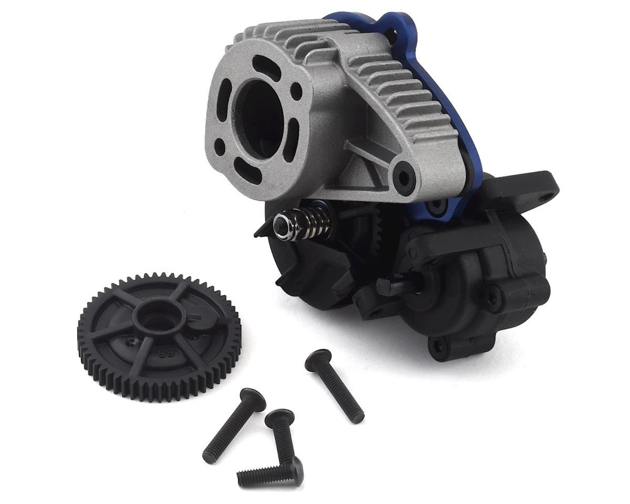 Traxxas 7095 Complete Transmission, 1/16
